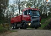 Scania R420 - różne oblicza tej samej ciężarówki
