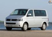 Volkswagen T5 - nowa generacja - modele Transporter, Multivan, Caravelle i California