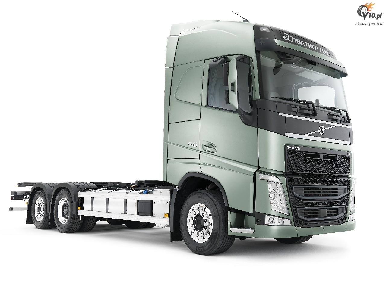 Nowe Volvo Fh 34 Pictures