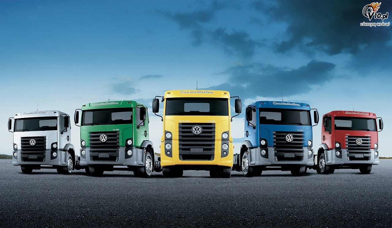 Volkswagen Trucks South America