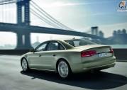 Nowe Audi A8 - model 2010