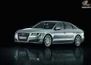 Audi A8 - odmiana seryjna