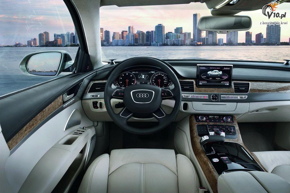 Nowe Audi A8 41