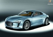 Nowe Audi e-Tron Concept