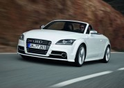 Nowe Audi TT 2010 po face liftingu