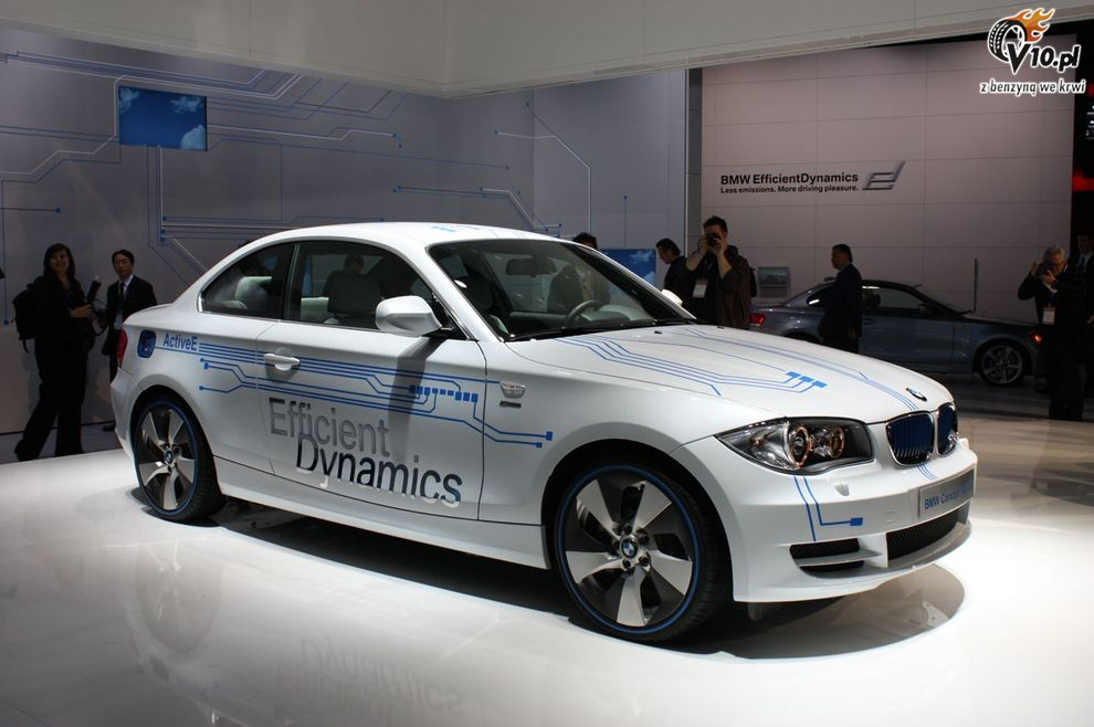2010 Bmw Activee Concept Car Pictures