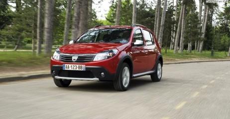 Portal V10 » Aktualności » Dacia Sandero Stepway - tani crossover