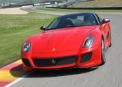 Nowe Ferrari 599 GTO