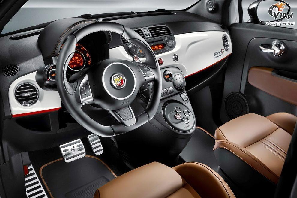Nowy Fiat 500 Fiat 500c Abarth Nowy