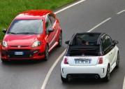Nowy Fiat 500C Abarth Punto Evo Abarth