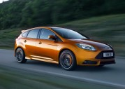 Nowy Ford Focus ST 2011