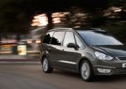 Nowy Ford Galaxy po face liftingu