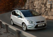 Nowy Ford S-MAX 2010 po face liftingu