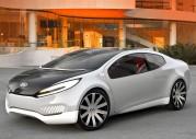 Nowa Kia Ray Hybrid Concept