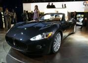Nowe Maserati GranCabrio - Frankfurt Motor Show 2009