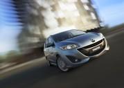 Nowa Mazda 5 - model 2010