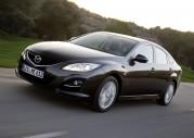 Nowa Mazda 6 2010 po face liftingu