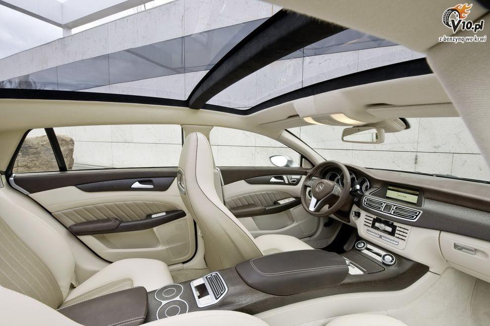 mercedes cls shooting brake concept 29. Black Bedroom Furniture Sets. Home Design Ideas
