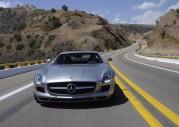 Nowy Mercedes SLS AMG Gullwing w Meksyku