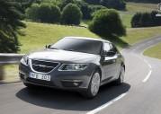 Nowy Saab 9-5 Sedan