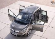 Nowy Opel Meriva II 2010