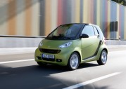 Nowy Smart ForTwo po face liftingu