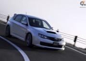 Nowe Subaru Impreza R205