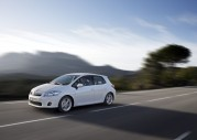 Nowa Toyota Auris Hybrid 2010