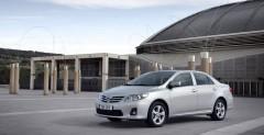 Nowa Toyota Corolla 2010 po face liftingu