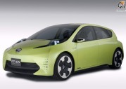 Nowa Toyota FT-CH Concept