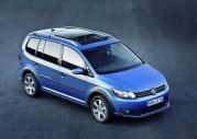 Nowy Volkswagen CrossTouran 2010