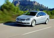 Nowy Volkswagen Passat B7 2011