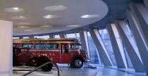 Mercedes - muzeum w Stuttgarcie