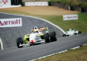 Formuła 2 - Natalia Kowalska w Brands Hatch