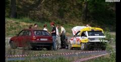 Kramarczyk po wypadku