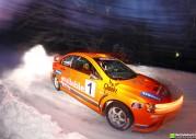 Testy Andreasa Aignera przed Rajdem Monte Carlo 2011 w obiektywie Macieja Niechwiadowicza