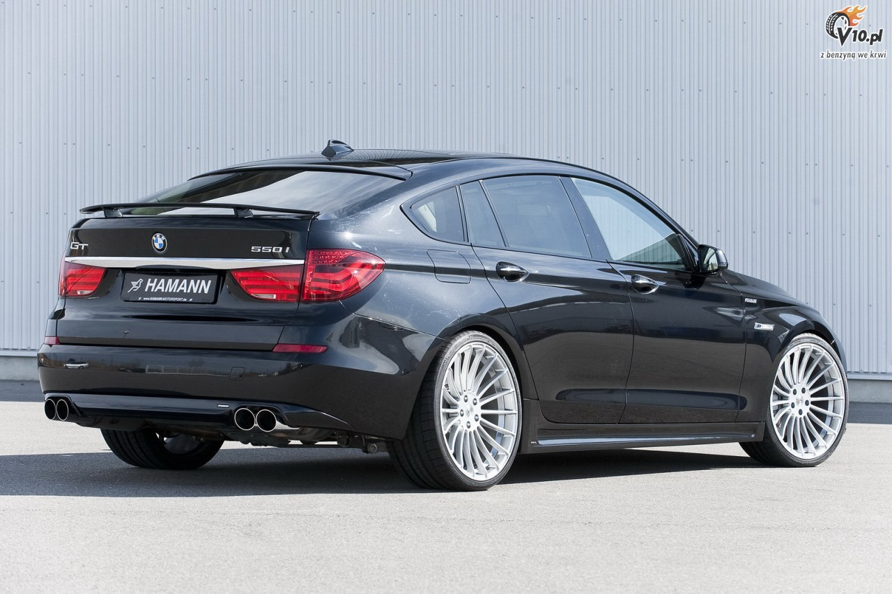 bmw 5 gt hamann 7. Black Bedroom Furniture Sets. Home Design Ideas