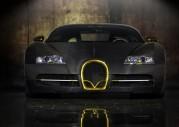 Bugatti Veyron Linea Vincero dOro od Mansory