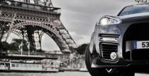 Porsche Cayenne po francuskim tuningu