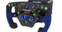 Fanatec Podium Racing Wheel F1 - zapowiedź topowej kierownicy