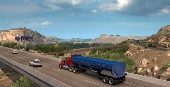 American Truck Simulator - Utah trafi do gry w tym roku