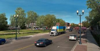 American Truck Simulator - w tym roku zadebiutują dwa rozszerzenia