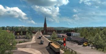 Zwiedź Oregon w American Truck Simulator