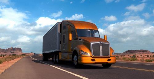 American Truck Simulator - Nowy Meksyk kolejnym stanem w grze