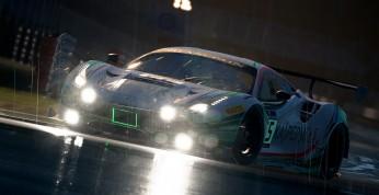 Assetto Corsa Competizione - zapowiedź nowego symulatora
