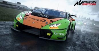Assetto Corsa Competizione wjedzie na konsole