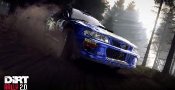 DiRT Rally 2.0 odda hołd Colinowi McRae specjalnym DLC