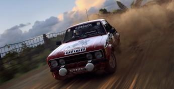 DiRT Rally 2.0 - Codemasters udostępniło tryb VR
