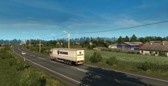 Euro Truck Simulator 2: Beyond the Baltic Sea - data premiery dodatku