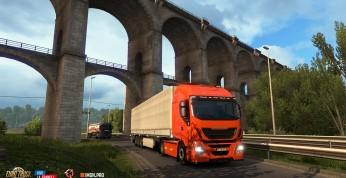 Euro Truck Simulator 2 - twórcy zapowiadają odświeżenie...